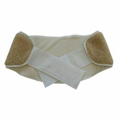 Wool corselet belt (Camel fur)