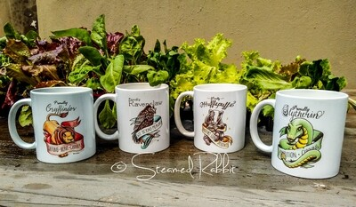 Hogwarts House Mugs