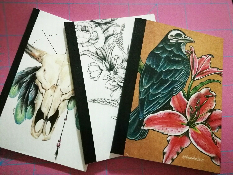 Handmade Sketchbooks