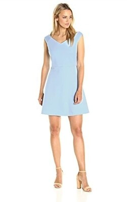 Paris Sunday Ponte Dress Size S