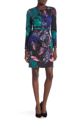 Amelia Ponte Dress Size 8