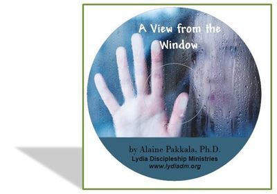 A View from the Window,  CD - by Alaine Pakkala, Ph.D.