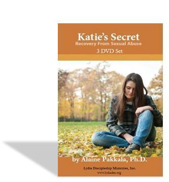 Katie's Secret, DVD Series - by Alaine Pakkala, Ph.D.