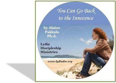 You Can Go Back to the Innocence, MP3 by Alaine Pakkala, Ph.D.