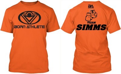 Team Simms-Orange