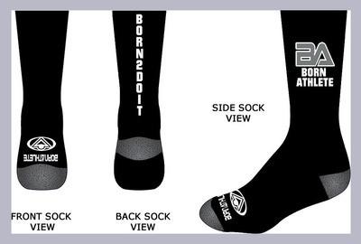 Born Athlete Socks