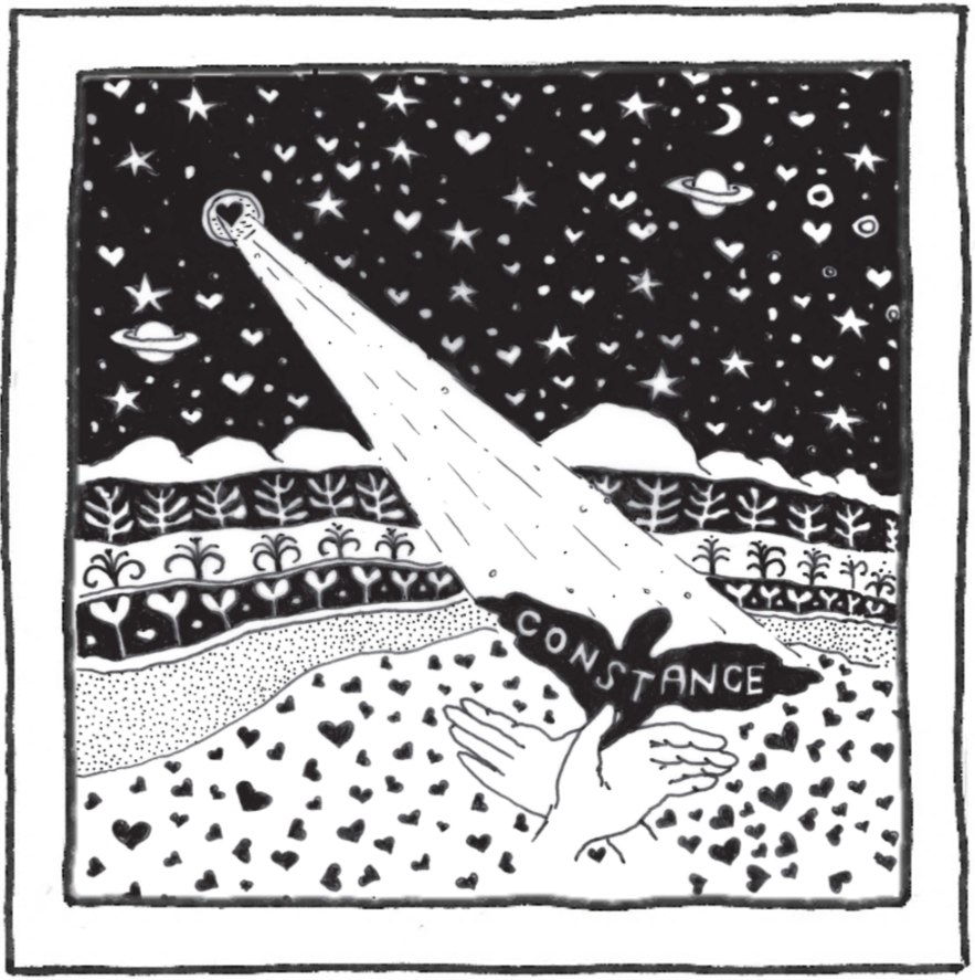 """""""Connie"""" by Gus Leunig"""