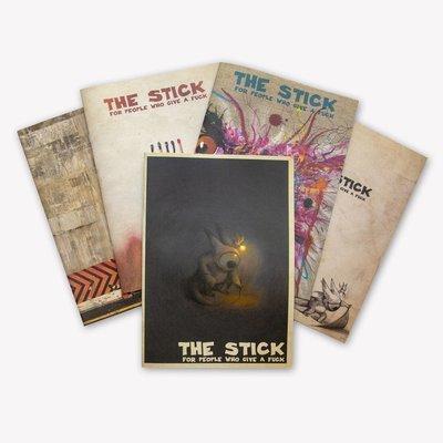 The Stick Back Catalogue