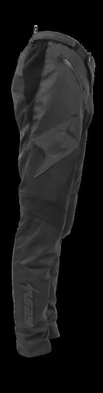 Lead Race Pants Full Black