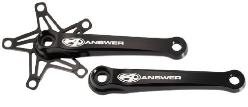 Answer Mini Cranks Black