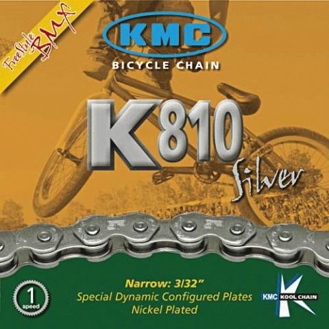 KMC Chain K810 Silver