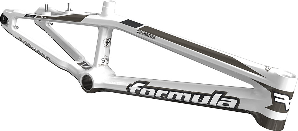 Formula Antimatter Frame + Darklight Forks