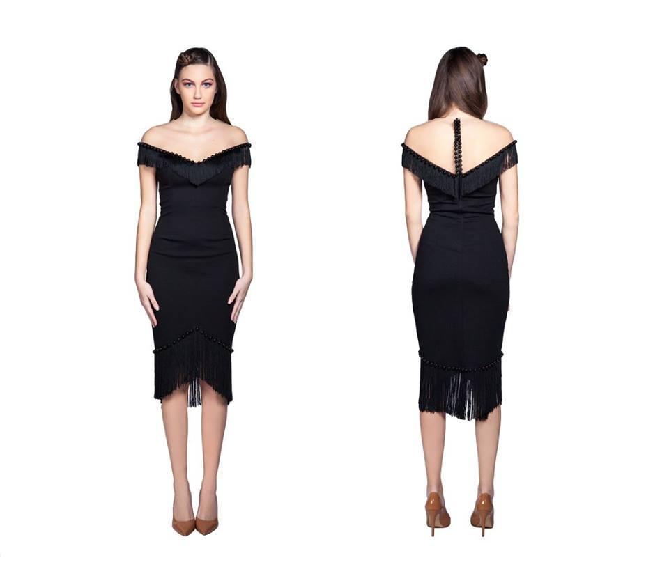 Haljina  Black elegance 280219
