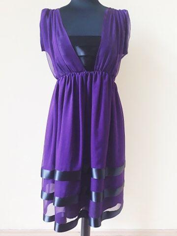 Haljina Lady violet 90016