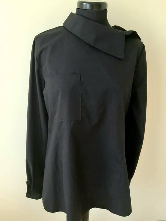 Košulja Claire black 211019