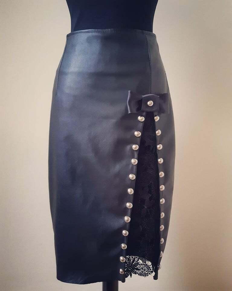 Suknja Vamp 90041