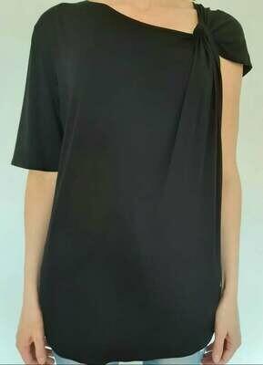 Majica Luna crna