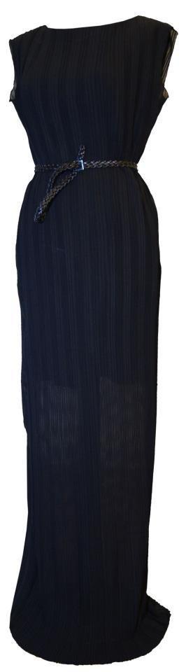 Duga haljina Plise 300917