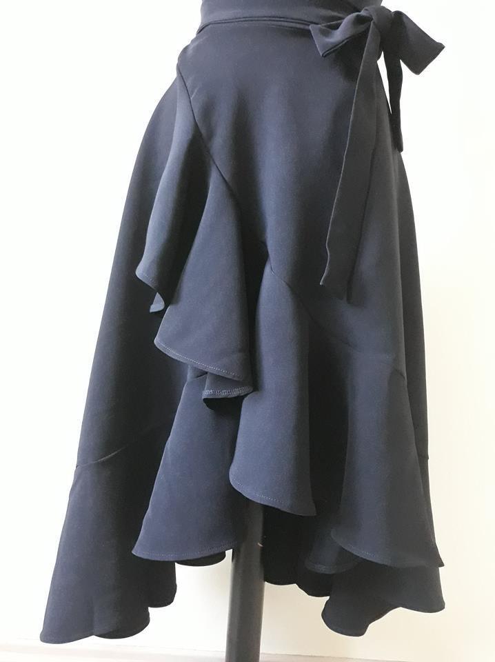 Suknja Wrap 240918