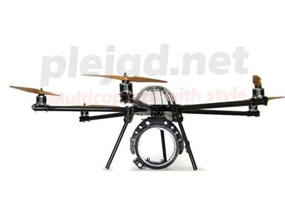 Octocopter Atlas (ARF)