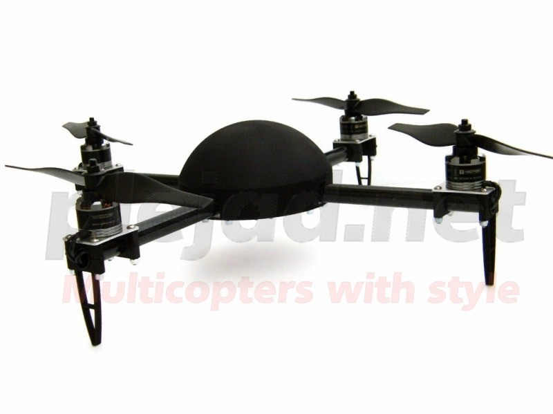 Merope 3D Quadrocopter Set S