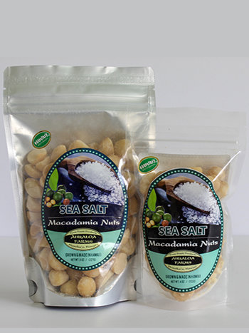 Sea Salt Macadamia Nuts 00111