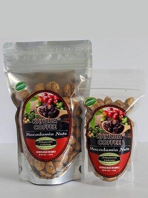 Kahlua Coffee Macadamia Nuts