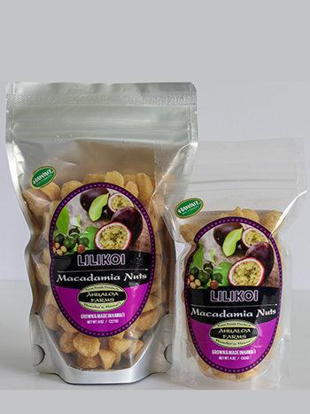 Lilikoi Macadamia Nuts 00117