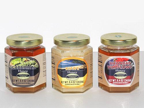 Ahualoa Farms Honey 00177