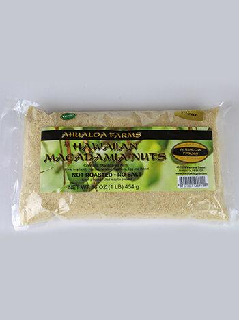 Hawaii Macadamia Nut Flour (Fines)