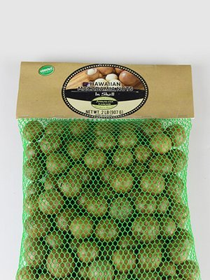 Hawaii Macadamia Nuts in Shell