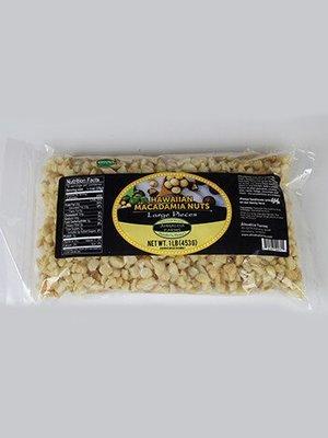 Hawaii Macadamia Nut Pieces
