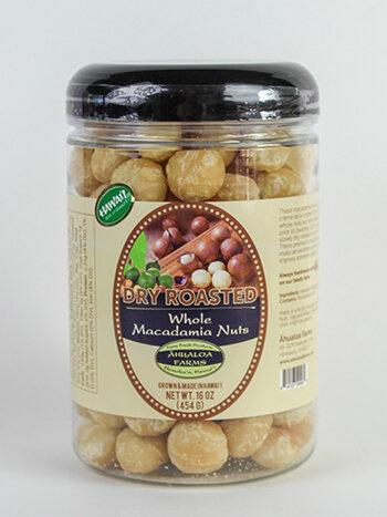 Whole Macadamia Nuts