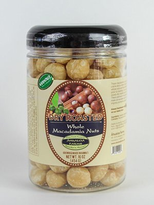 Whole Macadamia Nuts