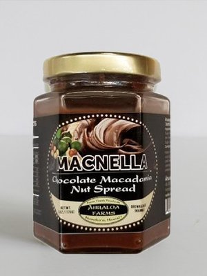 Macnella Chocolate Macadamia Nut Spread