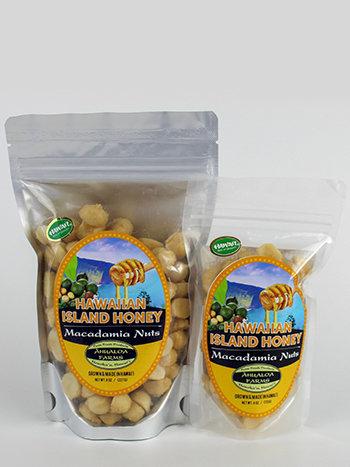 Hawaiian Island Honey Macadamia Nuts 00154