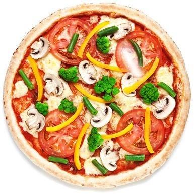 Вегетарианская   ∅ 33 см. - 440 р. /  ∅ 43 см. - 570 р.