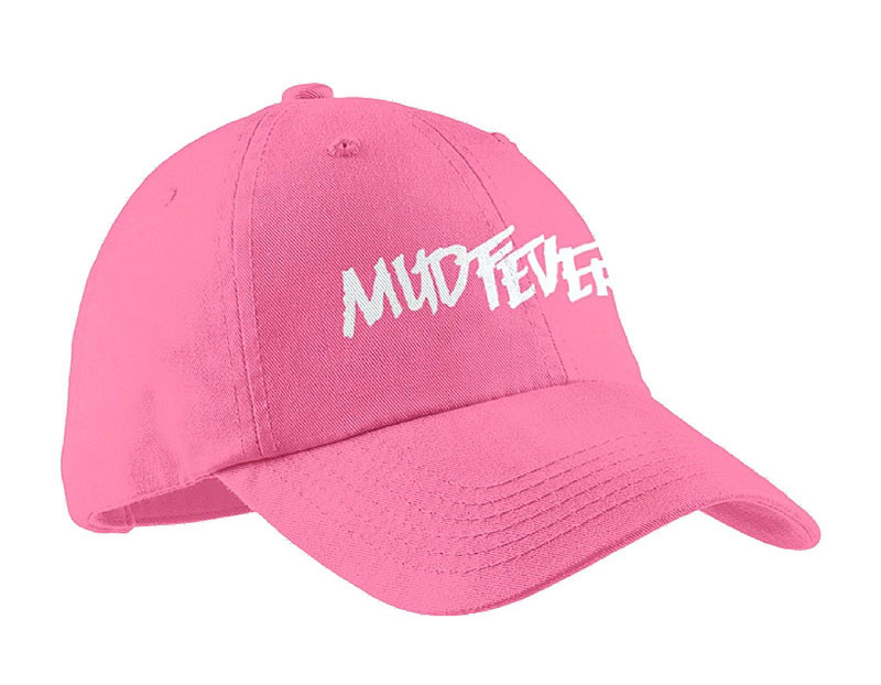 Mudfever Hat (Pink)