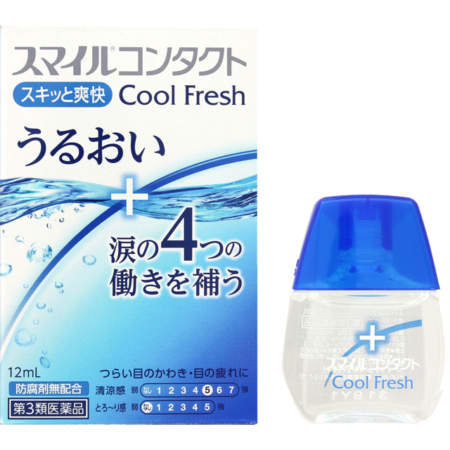 Smile Contact Cool Fresh 12ml