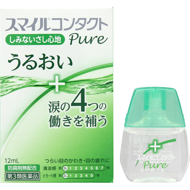 Smile Contact Pure 12ml