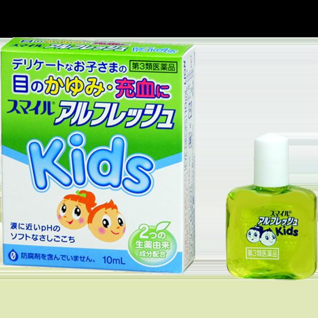 Smile AL fresh for Kids 10ml