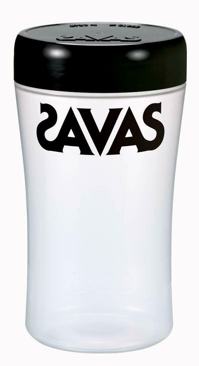 SAVAS Protein Shaker bottle 500ml