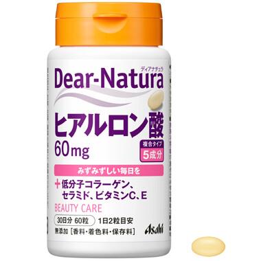 Dear-Natura Hyaluronic acid 60tab.