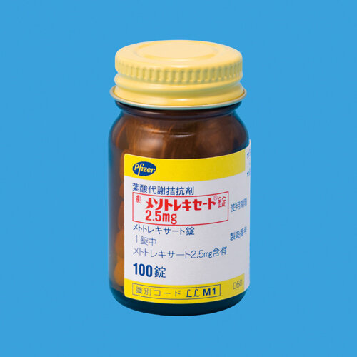 Methotrexate Tablets 2.5mg 100tab. 1 bottle