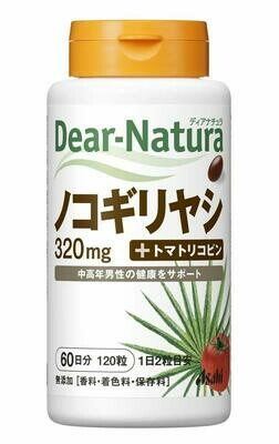 Dear-Natura Saw Palmetto + Lycopene 120tab.