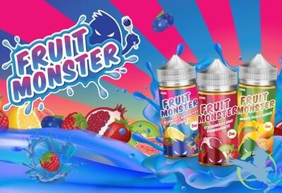 Fruit Monster E-Liquid - Delicious Fruity Flavors by Jam Monster