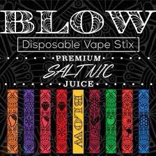 Blow Disposable Salt Nic pod