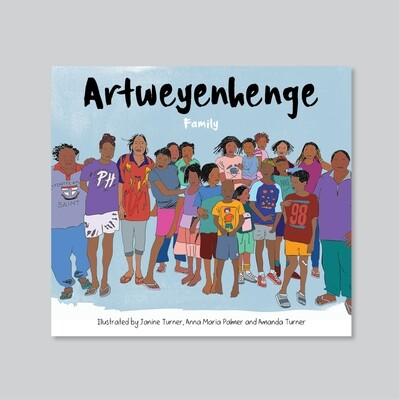 Artweyenhenge (Family) Book