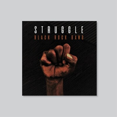 'Struggle' by Black Rock Band (CD)