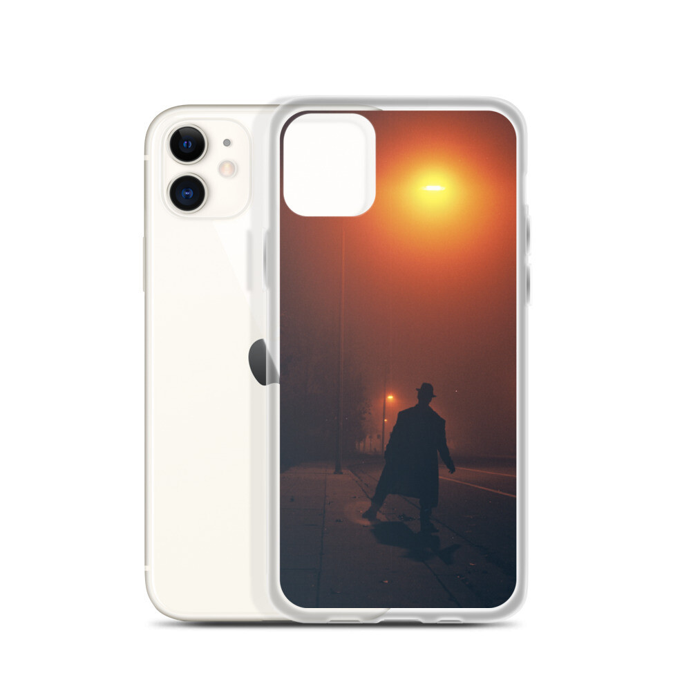 iPhone Case Silhouette Gangster
